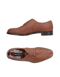 Fratelli Rossetti Lace Up Shoes Brown