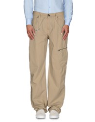 Freesoul Trousers Casual Trousers Men Beige