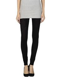 Es'givien Trousers Leggings Women Black