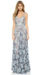Alexis Isabella Gown Light Blue