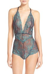 Free People Women's 'Too Cute To Handle' Bodysuit Neutral Combo