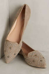 Belle By Sigerson Morrison Vonda Loafers Nude