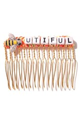 Venessa Arizaga 'Bee Utiful' Hair Comb