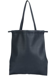Isaac Reina Soft String Tote Black