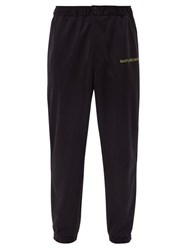 Saturdays Surf Nyc Gino Technical Jersey Track Pants Black