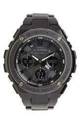 Baby G Shock Ana Digi Solar Bracelet Watch 46Mm