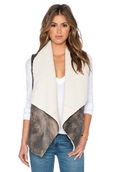 Bb Dakota Dobry Vest Brown