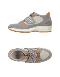 Alberto Guardiani Guardiani Sport Footwear Low Tops And Trainers Women Grey