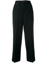 Helmut Lang Ankle Length Pants Black