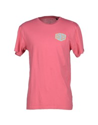 A Question Of Topwear T Shirts Men Pastel Pink
