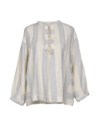 Leon And Harper Blouses Ivory