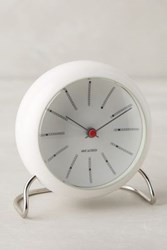 Anthropologie Banker's Clock White