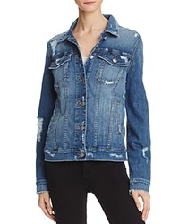 Joe's Jeans Ashley East Fit Denim Jacket Cameran