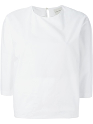 Stephan Schneider Boxy Fit Top White