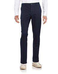 Lacoste Slim Fit Chino Pants Navy