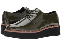 Chinese Laundry Cecilia Oxford Olive Patent Shoes