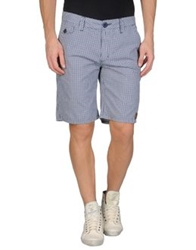 Fenchurch Bermudas Dark Blue