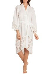 In Bloom By Jonquil Robe Ivory Beige