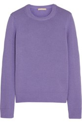Michael Kors Collection Cashmere Sweater Lilac