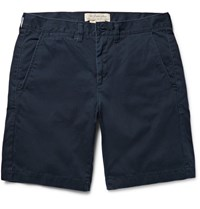 Remi Relief Wahed Cotton Twill Hort Navy