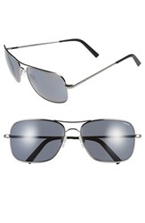 Men's Randolph Engineering 'Archer' 63Mm Polarized Sunglasses Dark Ruthenium Gray Pc