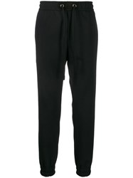 Dolce And Gabbana Relaxed Sweatpants Black