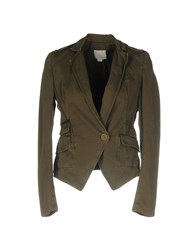 Boy By Band Of Outsiders Blazers Military Green