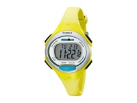 Timex Ironman Essentials 30 Mid Size Lime Blue Silver Tone Watches Yellow