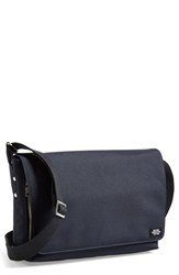 Jack Spade Men's Site Cordura Messenger Bag Blue Navy