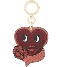 Burberry Romance Leather Charm Pink