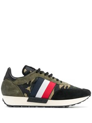 Moncler Horace Scarpa Sneakers Green