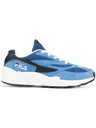 Fila Lace Up Sneakers Blue