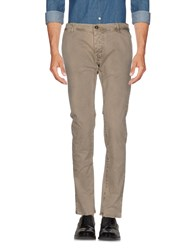 Trussardi Jeans Casual Pants Grey