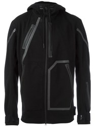 Y 3 Hooded Jacket Black