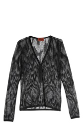 Missoni Marble Blouse Black