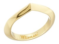 Miansai Angular Ring Polished Gold