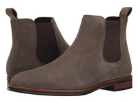 Gordon Rush Wallis Khaki Suede Men's Pull On Boots