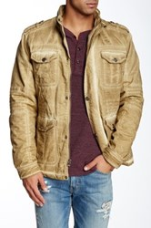 X Ray Military Jacket Beige