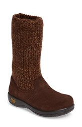 Alegria Women's Juneau Leather Boot