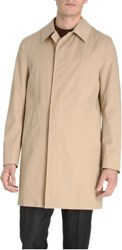 Aquascutum London Aquascutum Slim Broadgate Raincoat Nude