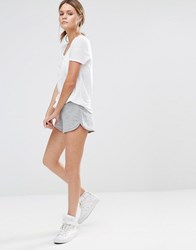New Look Casual Shorts Mid Grey
