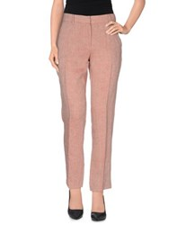 Niu' Trousers Casual Trousers Women Deep Purple