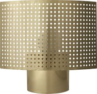 Cb2 Perforated Wall Sconce