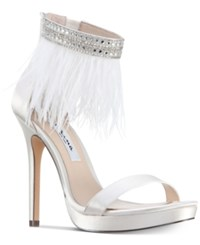 Nina Fran Evening Sandals Women's Shoes Ivory