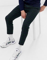 Mennace Trousers In Blackwatch Check