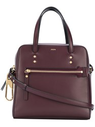 Joseph Ryder Tote Red