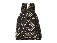 Dakine Cosmo Canvas Backpack 6.5L Silverton Onyx Canvas Backpack Bags Black