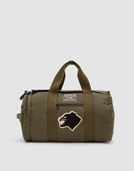 Neighborhood Boston Bag In Olive Drab
