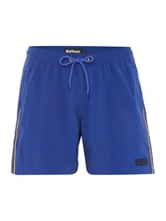 Barbour International Swim Shorts Blue