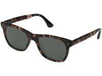 Toms Fitzpatrick Matte Havana Fashion Sunglasses Brown